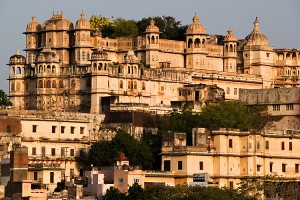 City Palace à Udaipur